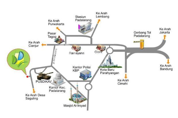 Rumah Murah Cocok Untuk Istirahat Jayamekar Bandung Barat 16509491