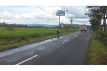 Tanah di Jalan Cangkringan Argomulyo,Dijual Tanah di Cangkringan Argomulyo