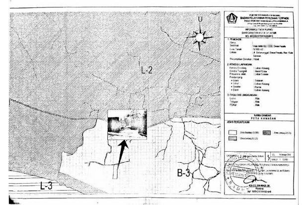 Rp60,5mily Tanah Dijual
