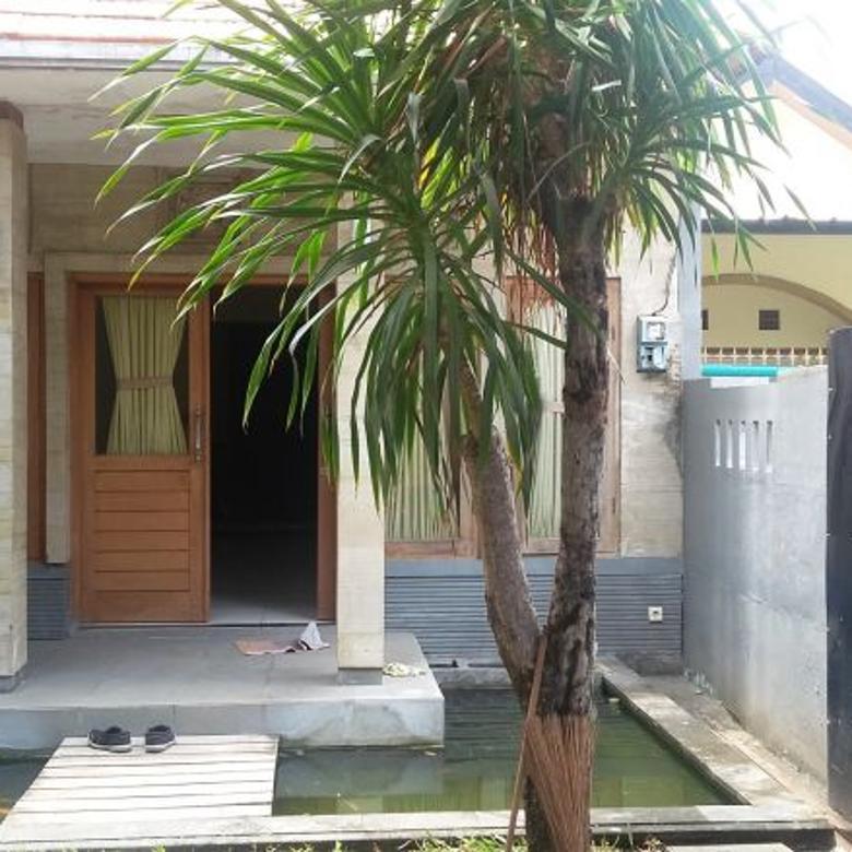 Rumah halaman luas dekat kampus warmadewa denpasar