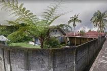 Tanah Bonus Rumah Minimalis Lokasi Hook Strategis di Bedugul ATM Bali