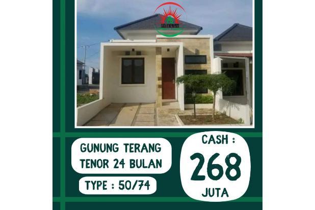 Rp268jt Rumah Dijual