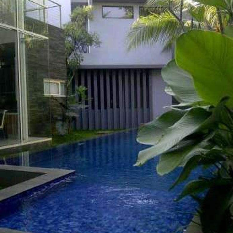 Dijual Rumah Serpong di Villa Melati Mas - BSD - Tangerang