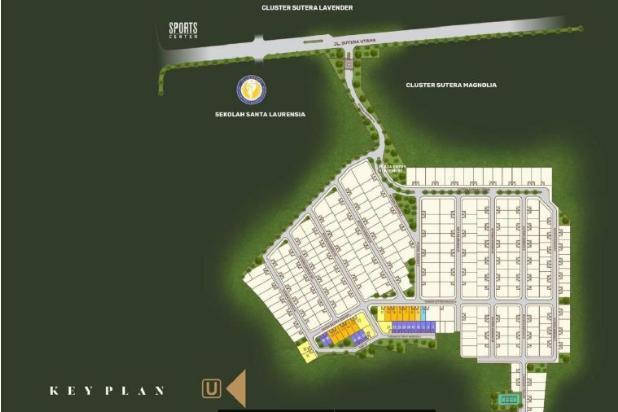 Rp4,83mily Tanah Dijual