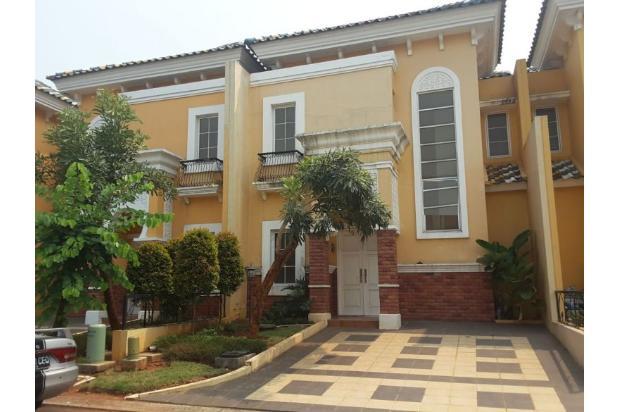 Dijual cepat rumah cluster alicante gading serpong tangerang banten 16224713