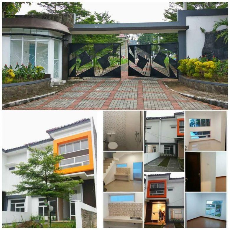 Rumah Primary 2 Lantai  di Kota Bogor hanya 25jt sudah all in