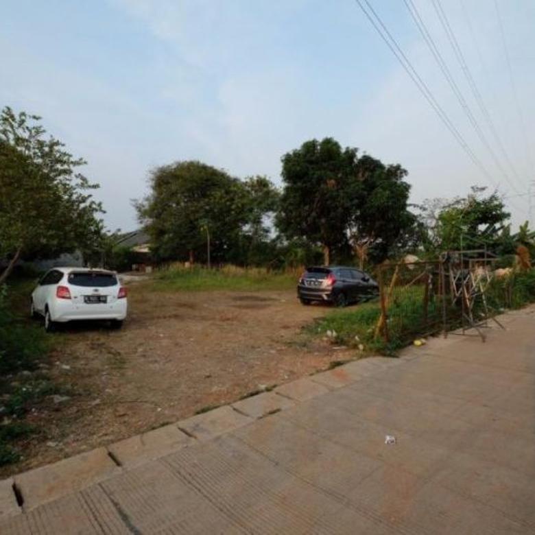 tanah dijual lokasi babakan musrika sari (cck bt cluster)