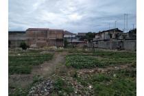 Tanah Pinggir Jalan Raya di Pondok Bambu Jakarta Timur
