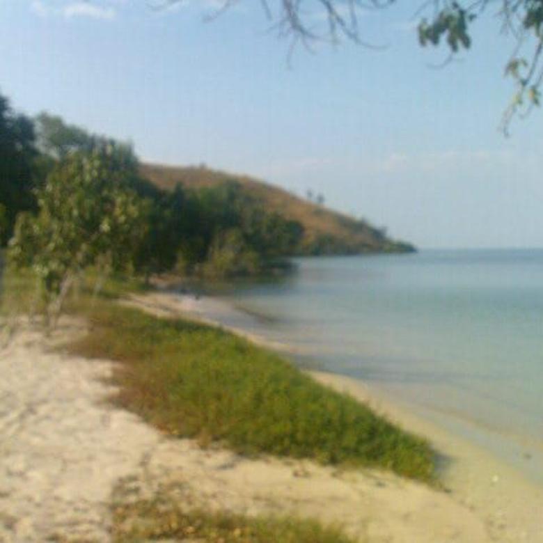14.3 Hektar Kavling Pinggir Pantai di Loh Mbongi, NTT