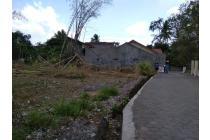 Tanah di Jl.Kaliurang Jogja Km 8 Murah