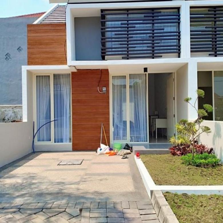 Rumah siap huni fully furnished Puri Safira Regency