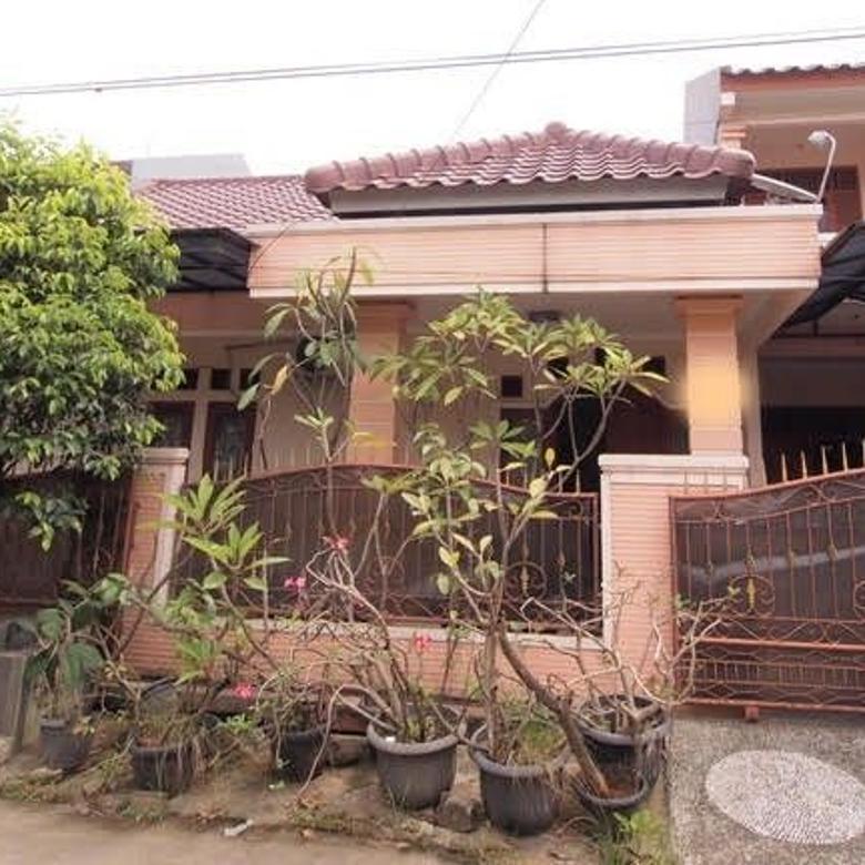 Disewakan rumah dekat LRT cikunir Bekasi Selatan
