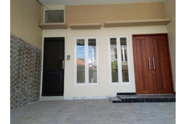 dijual rumah baru minimalis modern mewah 2 lantai di wisma