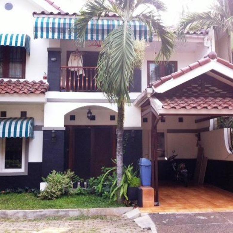 Rumah Siap Huni, Hunian Nyaman dan Asri @Puri Bintaro
