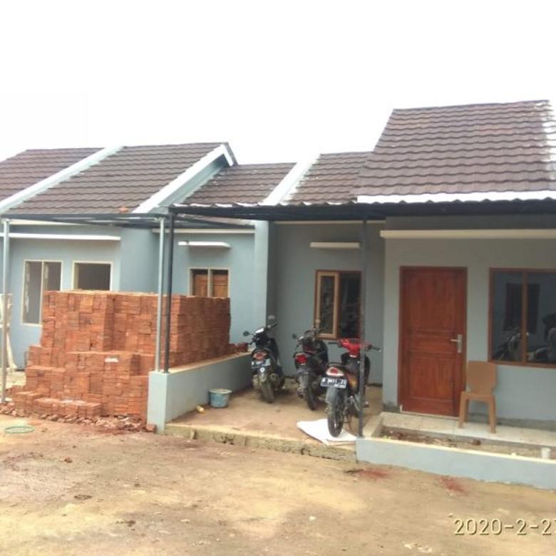 Rumah asri dan murah serta design suka-suka
