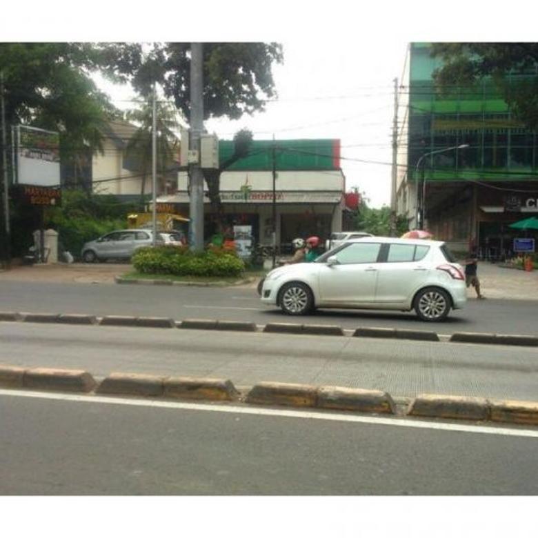 Tanah Jatinegara Raya 2683m, jalan raya, sangat strategis