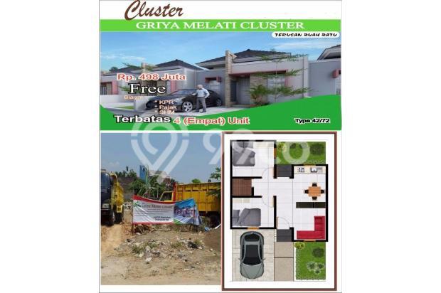 Jual Rumah di Ciganitri, Rumah Clustre Nyaman dan Asri Type 42 14318128
