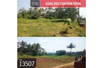 Kavling Cantra Diva, Bogor, 247,30 m², SHM