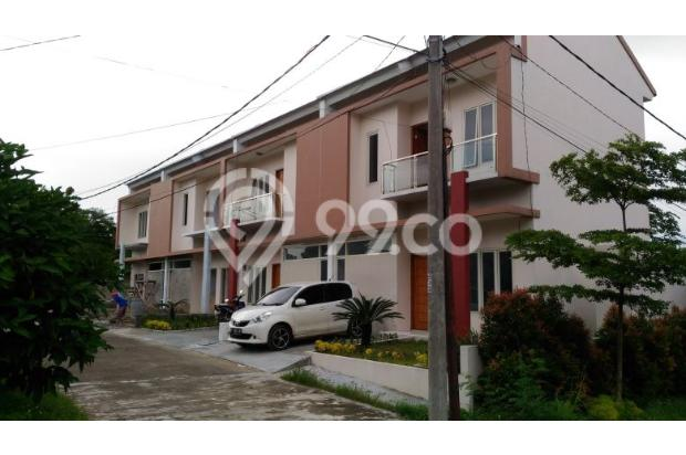 rumah 2 lantai tdp 15jt free kpr dekat stasiun cilebut bogor 15010805