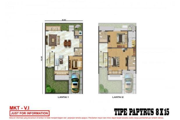 Rp4,64mily Rumah Dijual