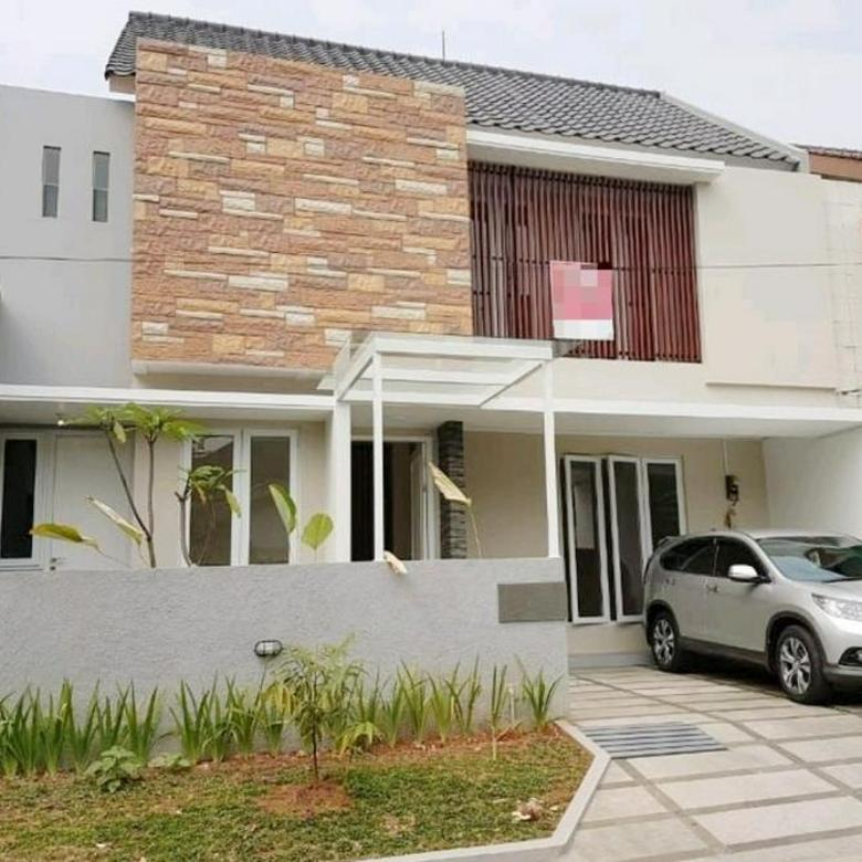 Rumah Siap Huni di Bintaro Sektor 9, Harga Nego