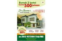 Di Jual Rumah Murah Nuansa Bali, De-Aruna-2,2Lt.di Arco-Bojong Sari,Depok