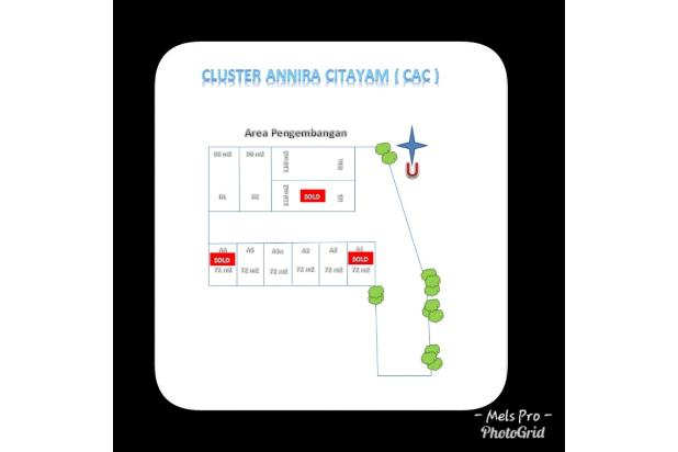 Segera Miliki Rumah Murah, Lantai Pake Granit di Citayam 17826672