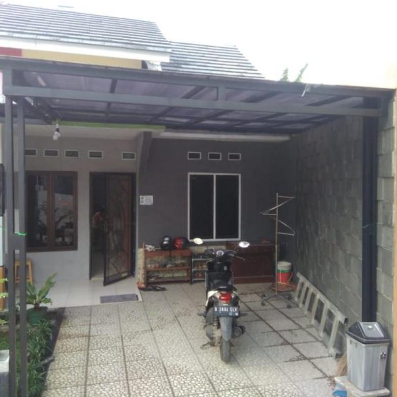 Rumah SHM, non-komplek, siap huni di Pengasinan, Sawangan