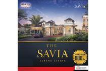 Hunian Nyaman dan Berkelas The Savia, Terbaru di BSD City