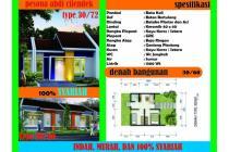 Rumah Baru Murah skema Syariah Murni di Bogor