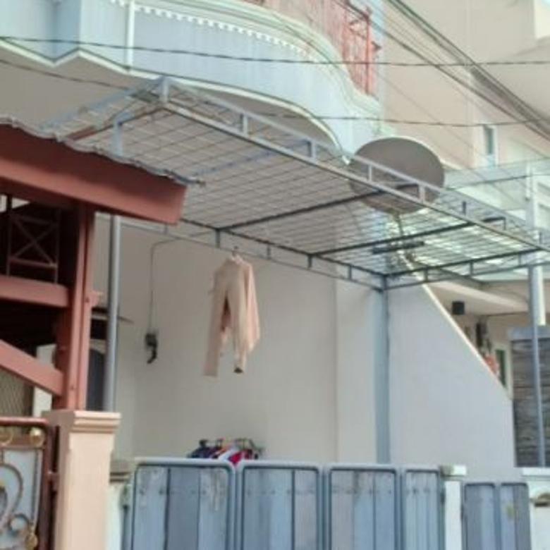rumah kelapa gading bcs uku 5x15 strategis 2.5 lantai tinggi j