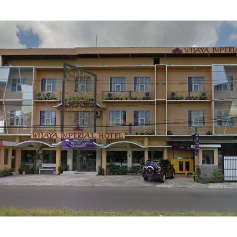 Hotel diseberang Jogja Expo Center, Bantul