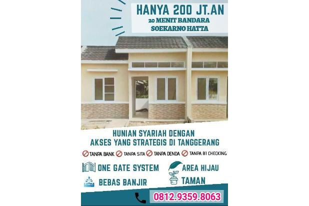 Rp245jt Rumah Dijual