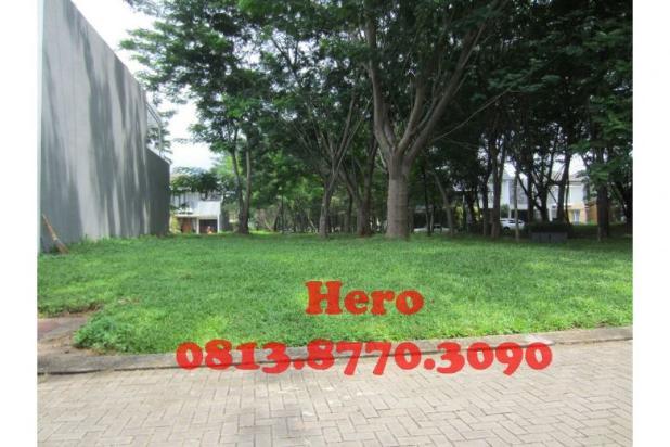 DIJUAL KAVLING TANAH HOEK GREEN COVE BSD SERPONG 270m - LOK 15 5409500