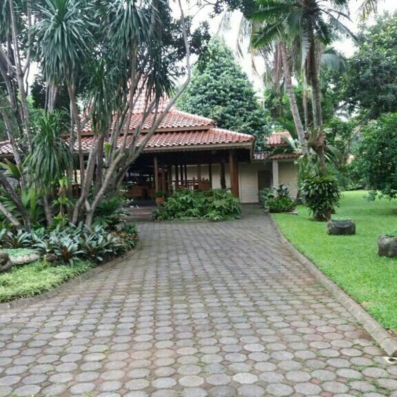 Dijual Rumah mewah Clasic Modern (Joglo)