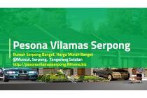 Rumah Dijual di Serpong, Tangsel, Harga Murah, Lokasi Sebelah ITI