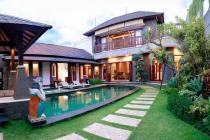 Villa Cantik Di Jalan Pantai Berawa - Canggu Kuta  Badung Bali