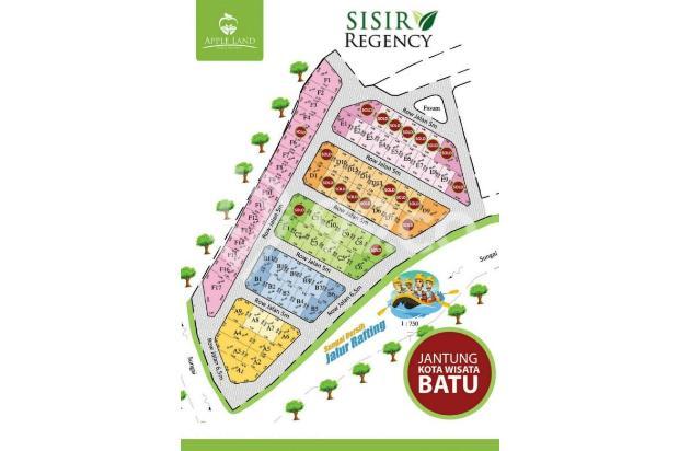 Tanah Kavling Murah di Pusat Kota Batu Malang Surabaya 18274969