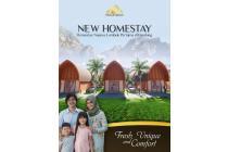 Rumah Kayu Rumah Lombok Ada di Cimahi