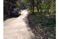 Tanah Dijual di Purwomartani Jogja, Jual Tanah Hook Dekat Jl Raya Solo