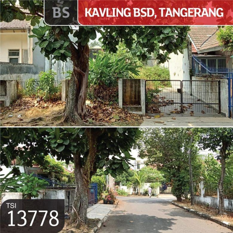 Kavling BSD, Tangerang, 10x18m, HGB