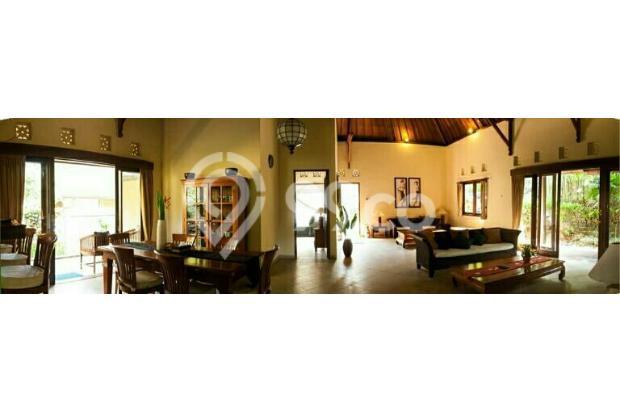 tanah bonus villa Canggu Berawa, dekat finns Beach, Batubelig 14417238