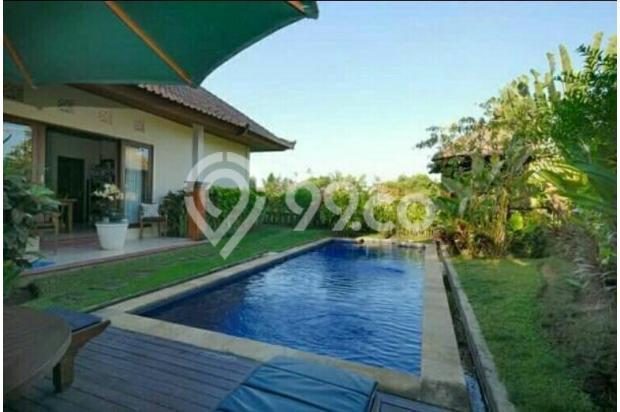 tanah bonus villa Canggu Berawa, dekat finns Beach, Batubelig 14417763