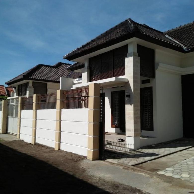 rumah bangunan baru siap huni di montong dekat senggigi
