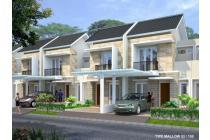 Jual Cepat Rumah Baru 2Lt di Green Ara Residence