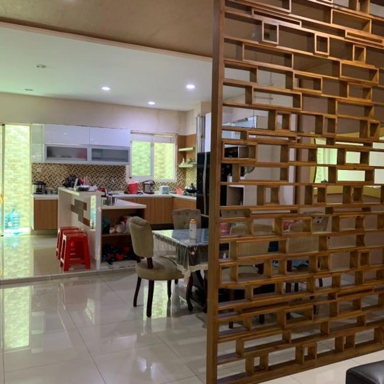Siap Huni Jual Rumah Golf Lake Residence 8x20 Full Furnish