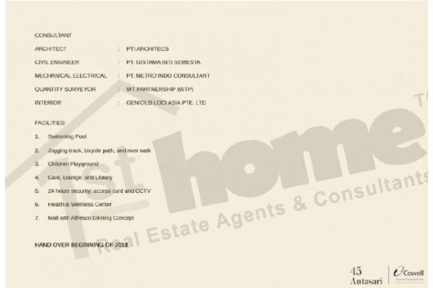 Rp1,66mily Apartemen Dijual