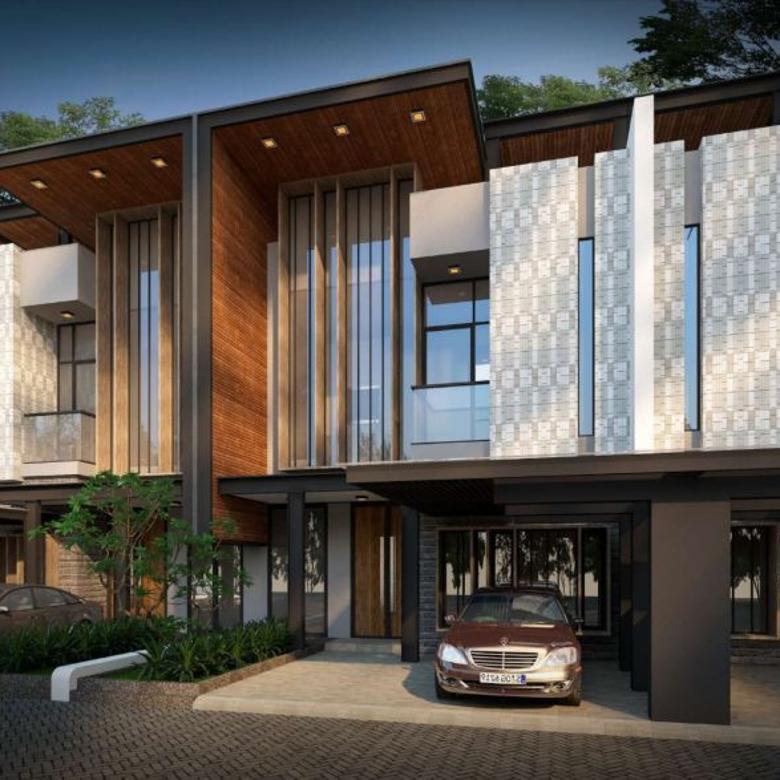 Rumah Komplek Mutiara Palace Tahap 3 Type Jade 8x16m