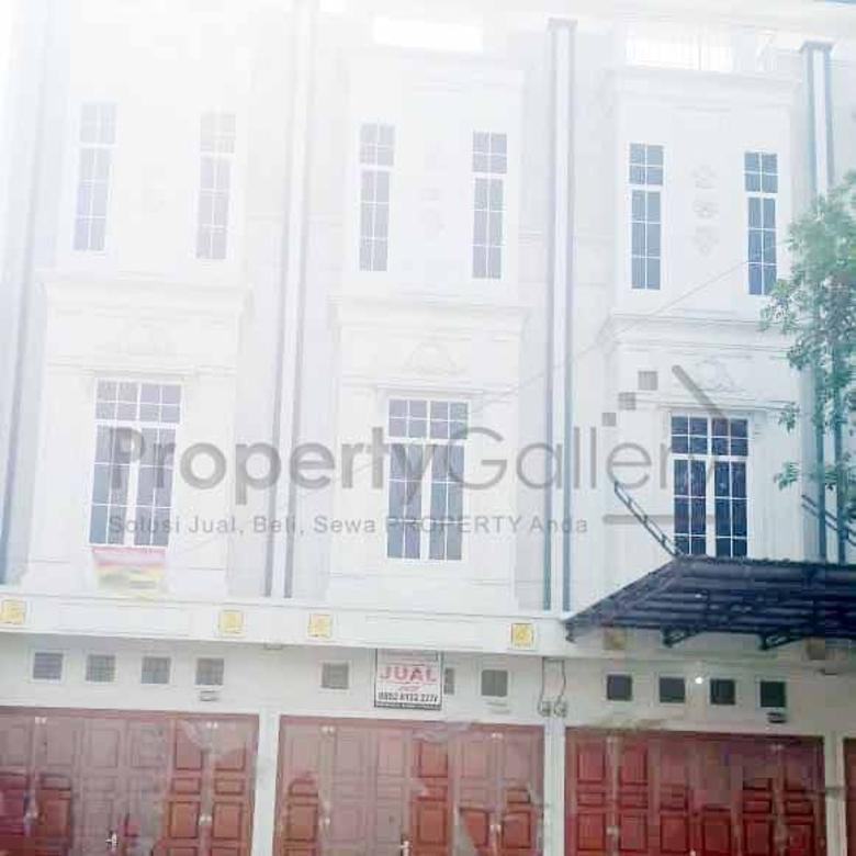 Ruko Jalan Tempuling (dekat Jalan Tuasan) Medan