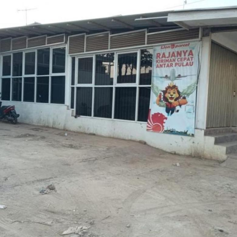 Dijual Rumah Pinggir Jalan Raya Panaris, Bandung Barat